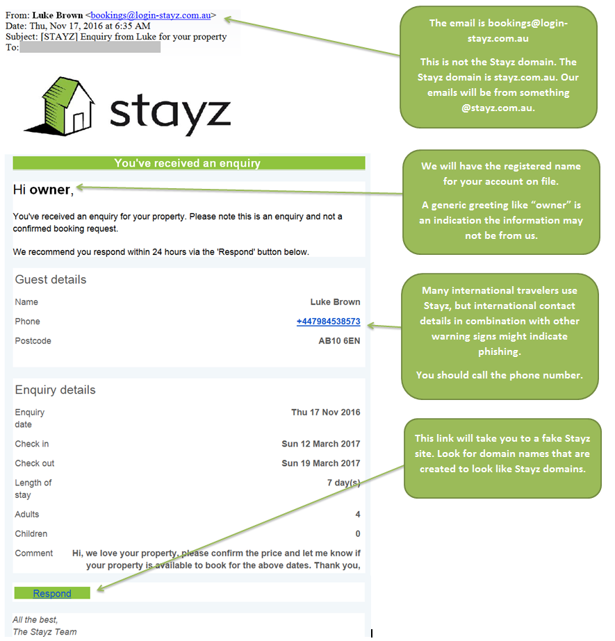 how to start a account with stayz